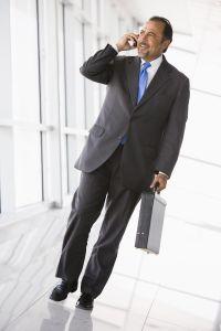 Przedsiębiorca z profesjonalnym biznes planem