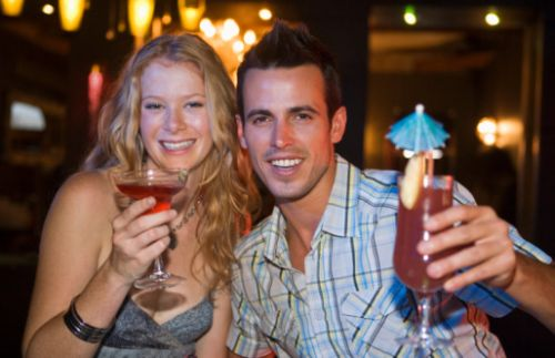para, sylwester, pałac piorunów, drinki