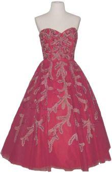 sukienki vintage